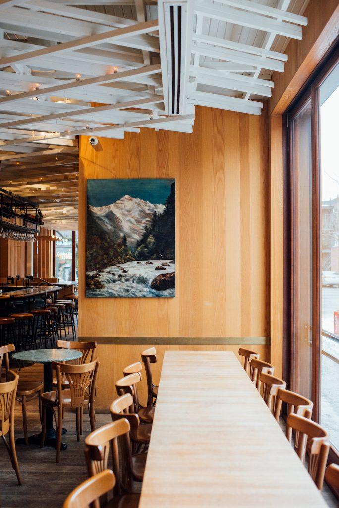 Rouge Gorge Bar à Vin Mont-Royal Montréal
