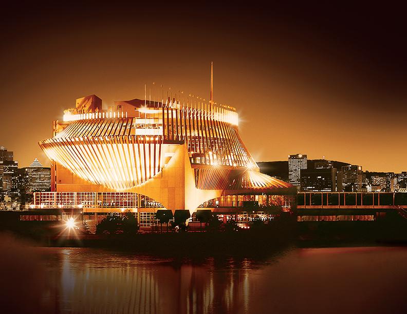 casino montreal 25ieme anniversaire fun facts