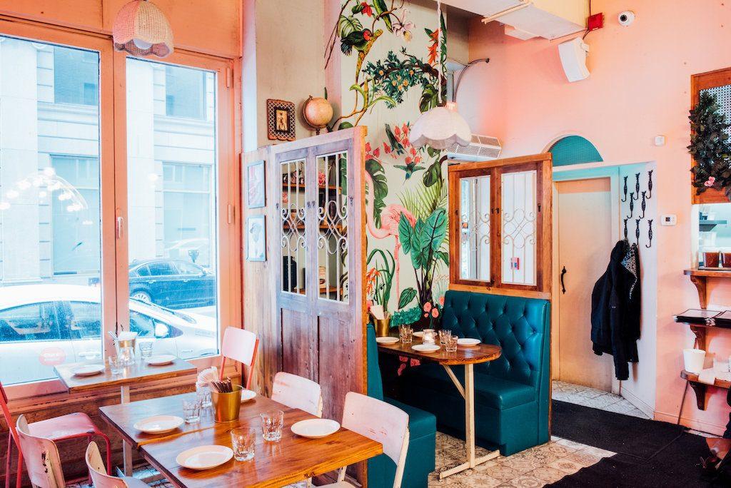 la habanera centre-ville downtown cuban restaurant cubain bar montreal