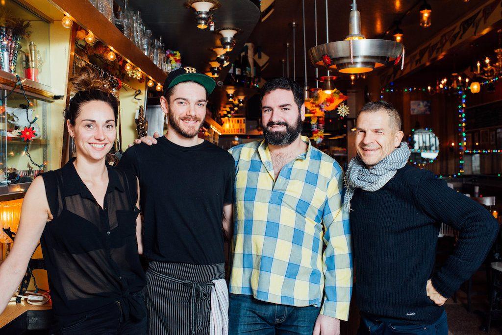 Majestique bar à vin wine bar saint-laurent Montreal