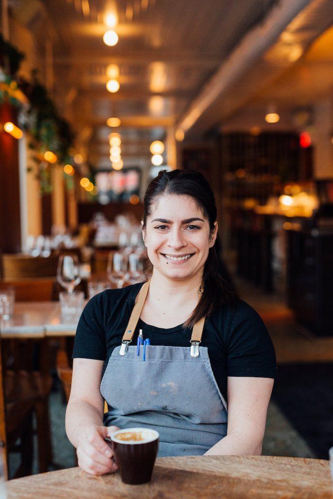 Aicia Colacci chef impasto montreal