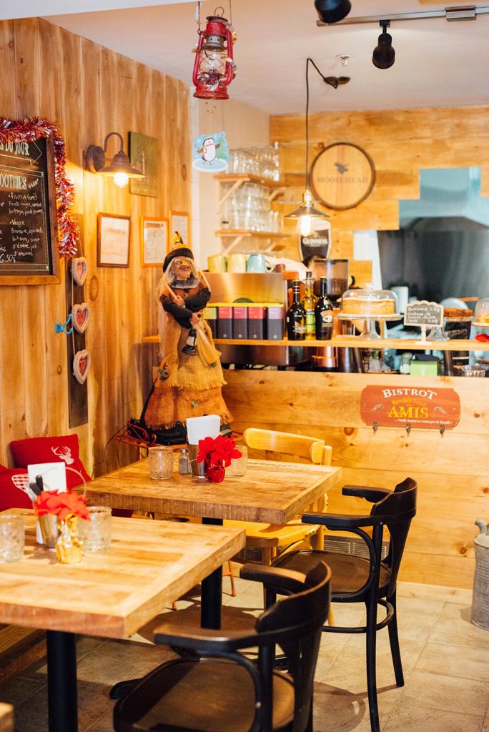 Le P'tit Rustik Restaurant Montréal