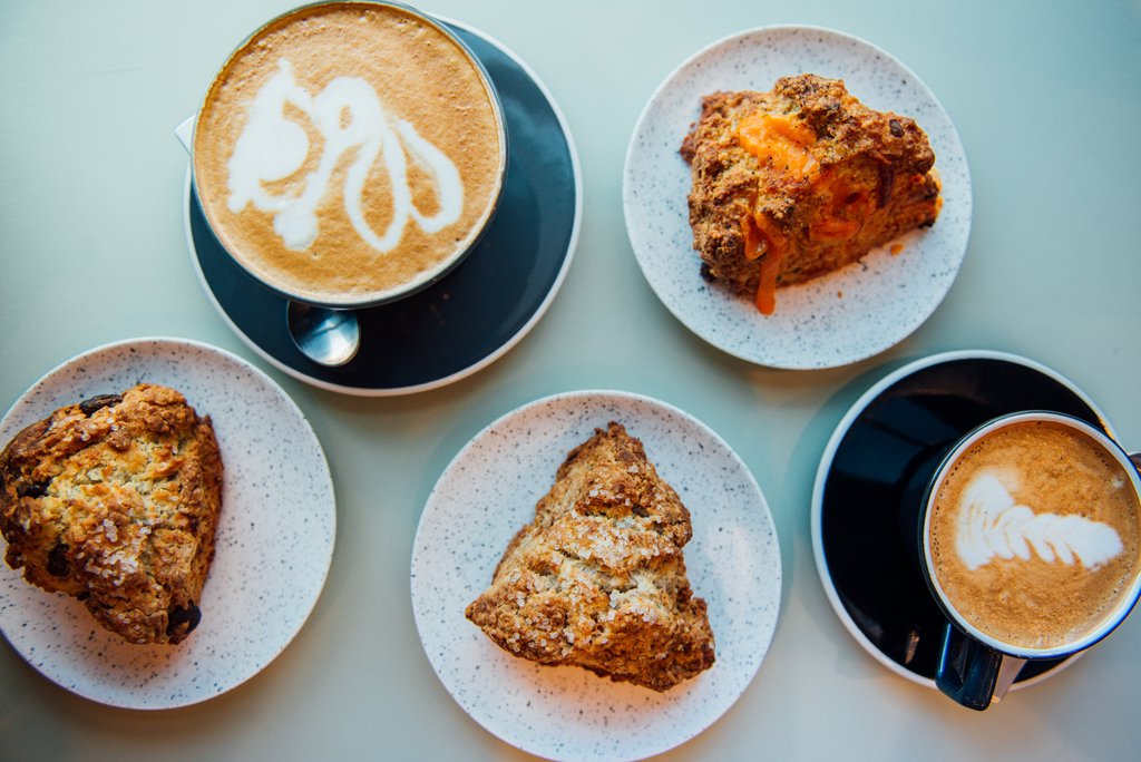 Melk Café Saint-Urbain Montréal