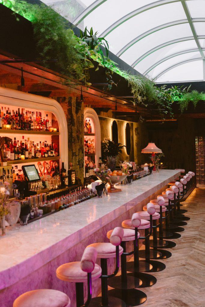 Milky Way Bar Caché Montréal