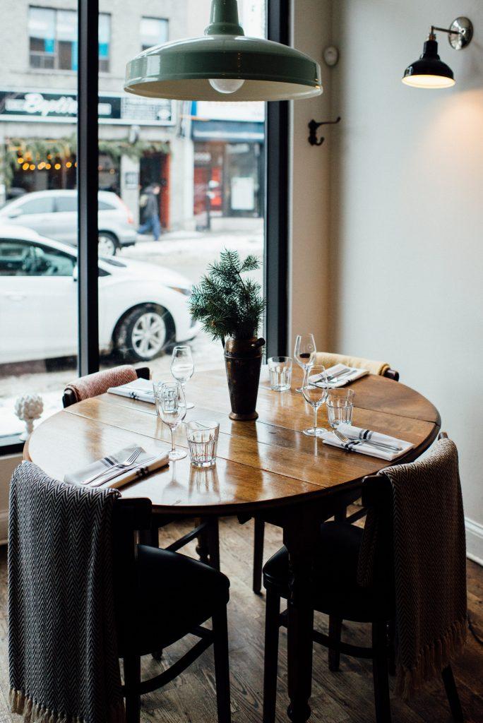 Restaurant rose ross rue masson