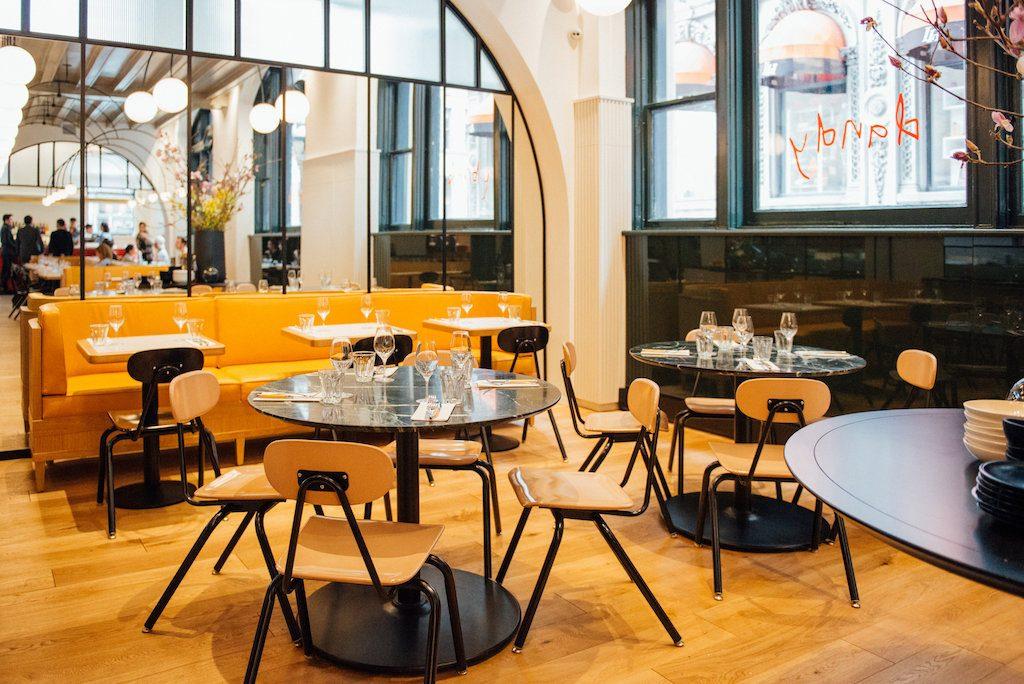 dandy restaurant vieux montréal