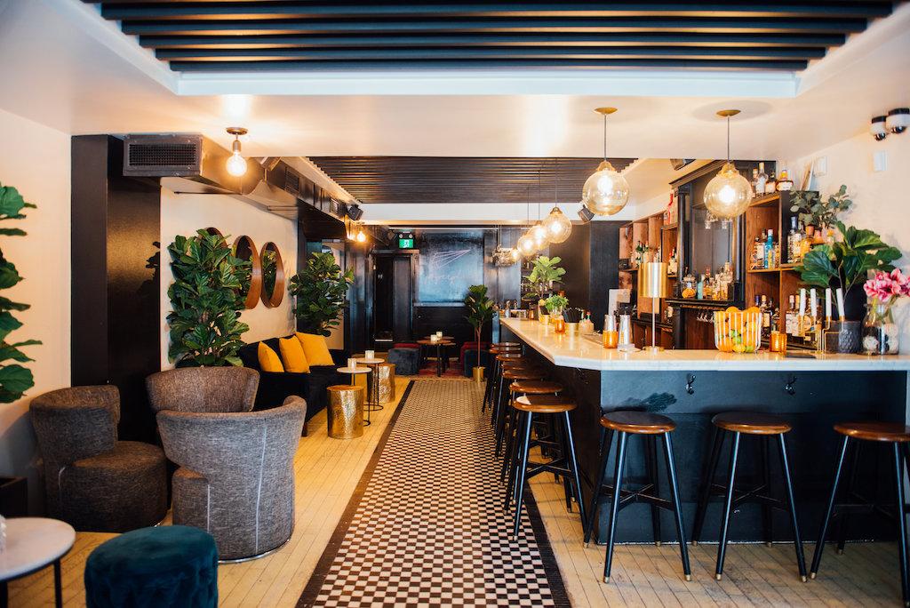 paperplane bar venice saint henri montreal
