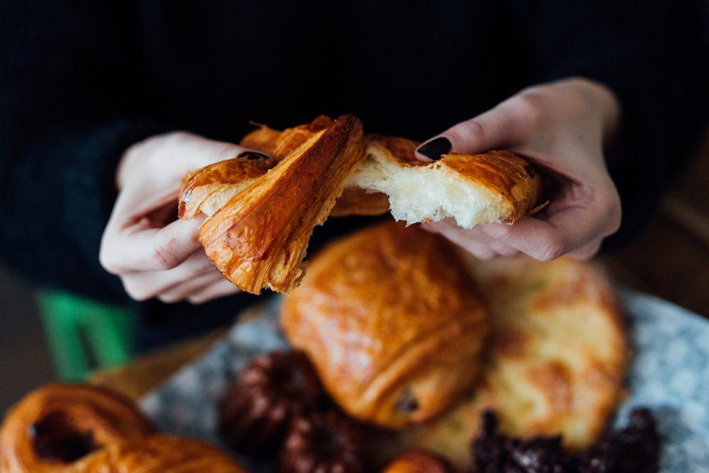 the best croissants