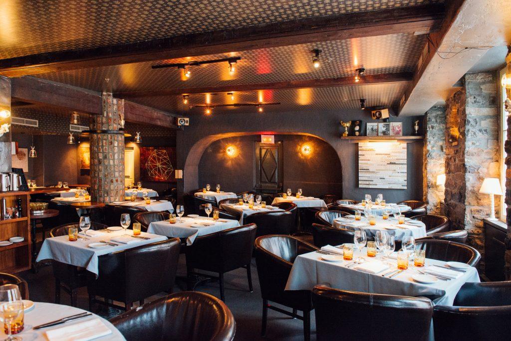 club chasse et peche montreal restaurant