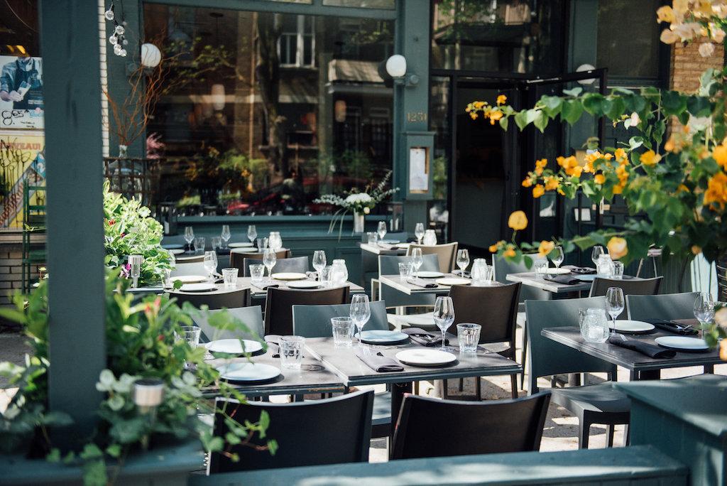 plus belles terrasses restaurants montreal