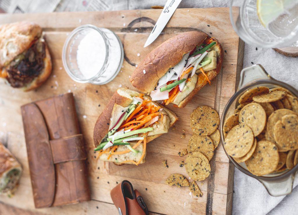sandwicherie chez ta mere mile end