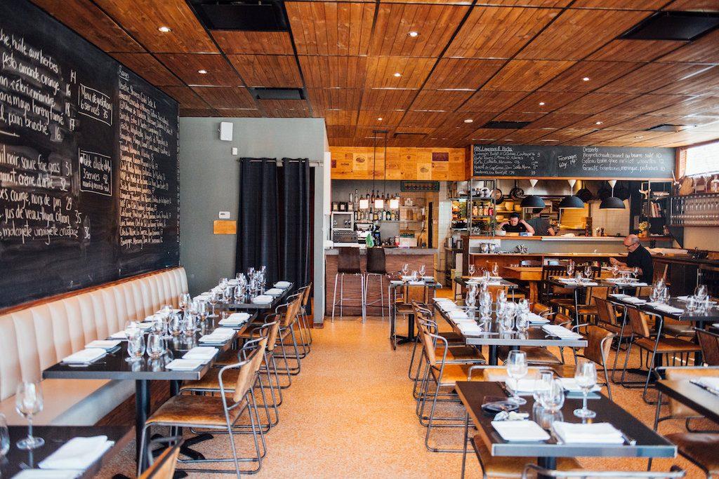 st urbain restaurant Fleury Ahuntsic montreal