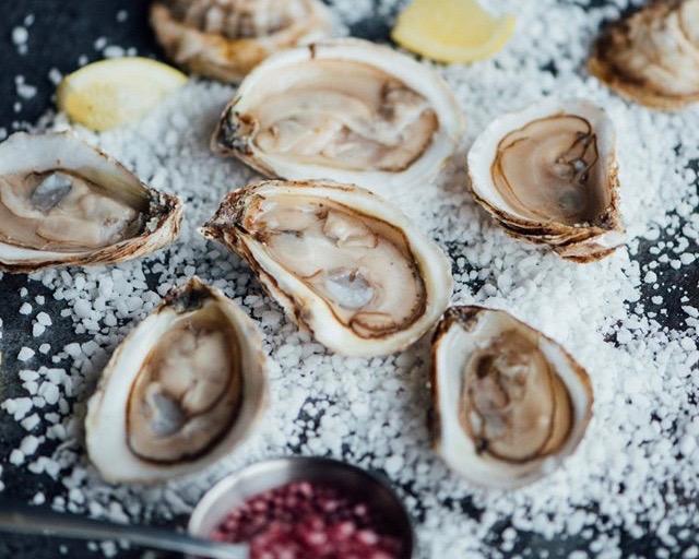huîtres à 1$