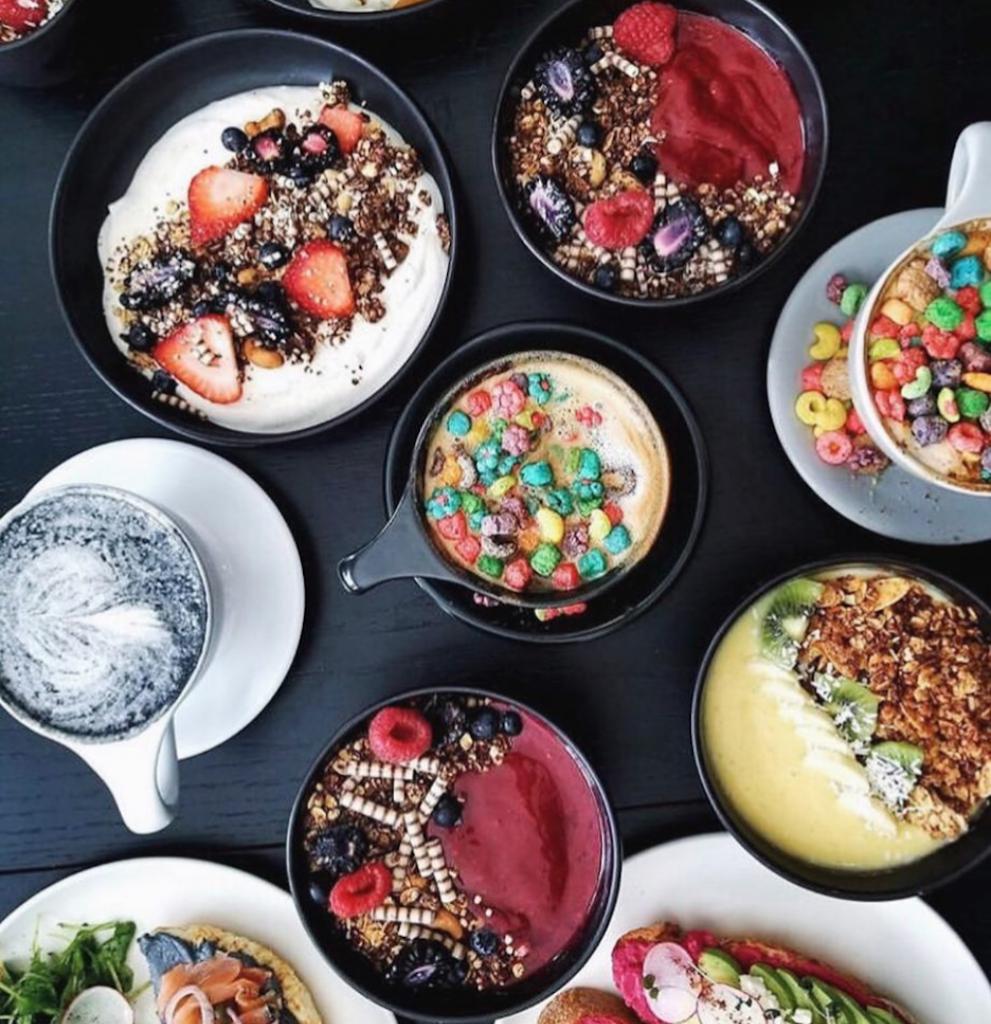 best smoothie bowls