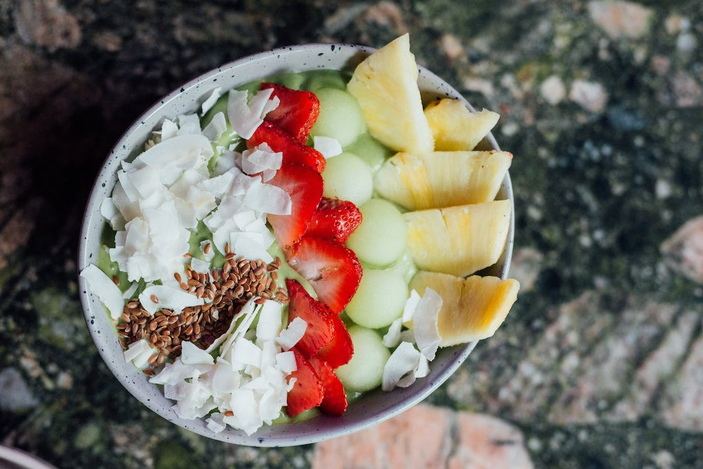 meilleurs smoothie bowls montreal