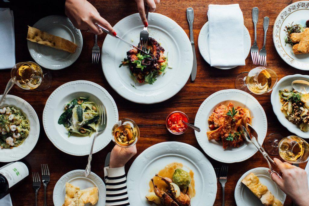 restaurants réconfortants