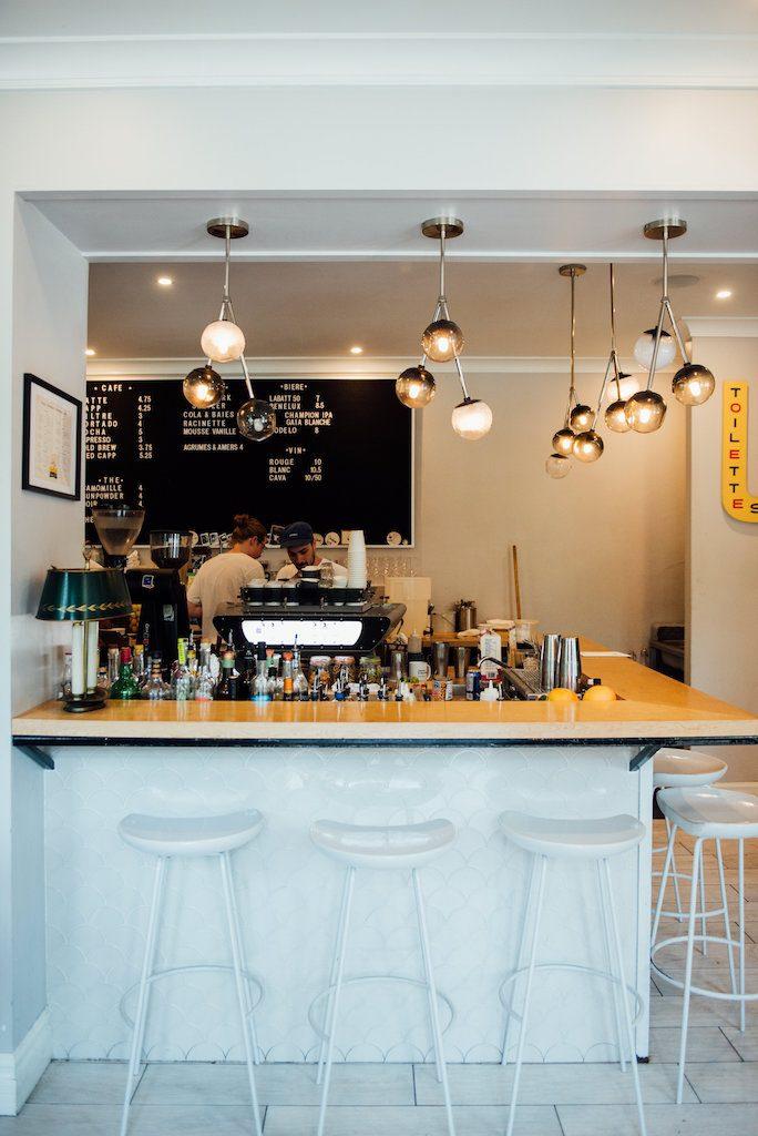 Cordova Notre Dame café resto bar
