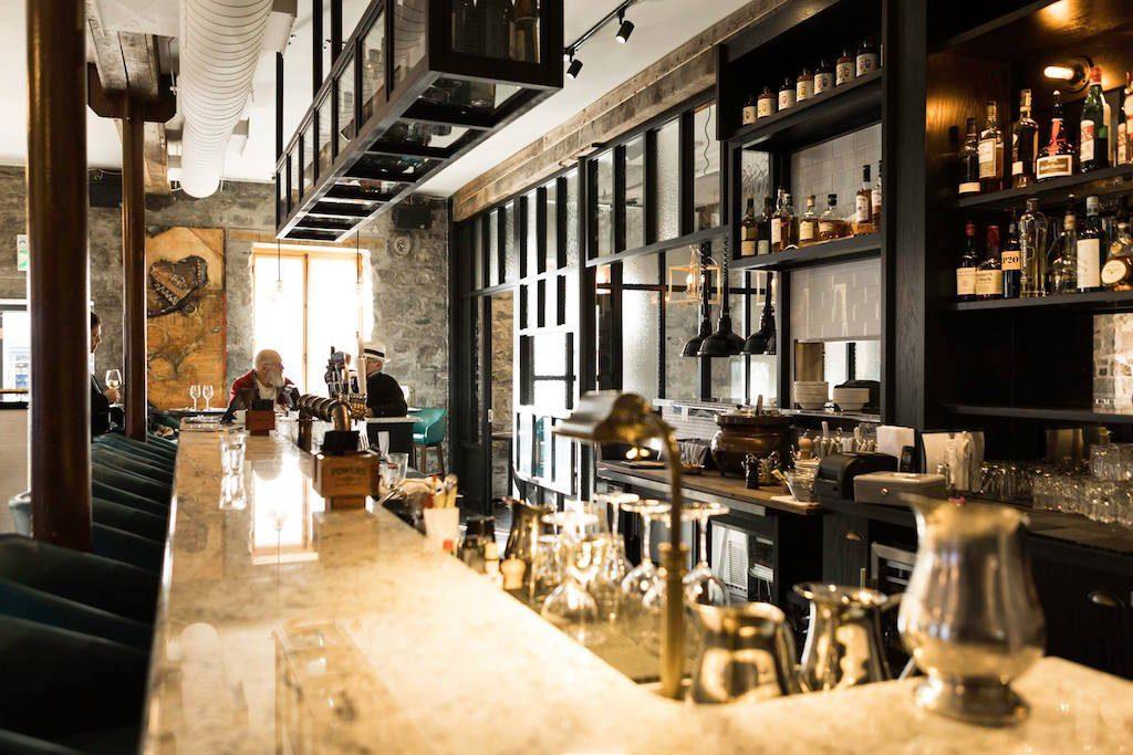Louise Taverne & Bar à Vin Vieux-québec