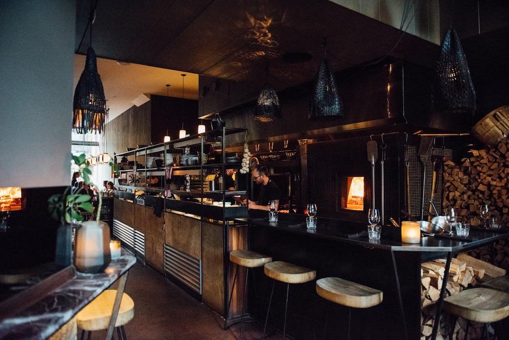 Foxy restaurant Griffintown Montreal