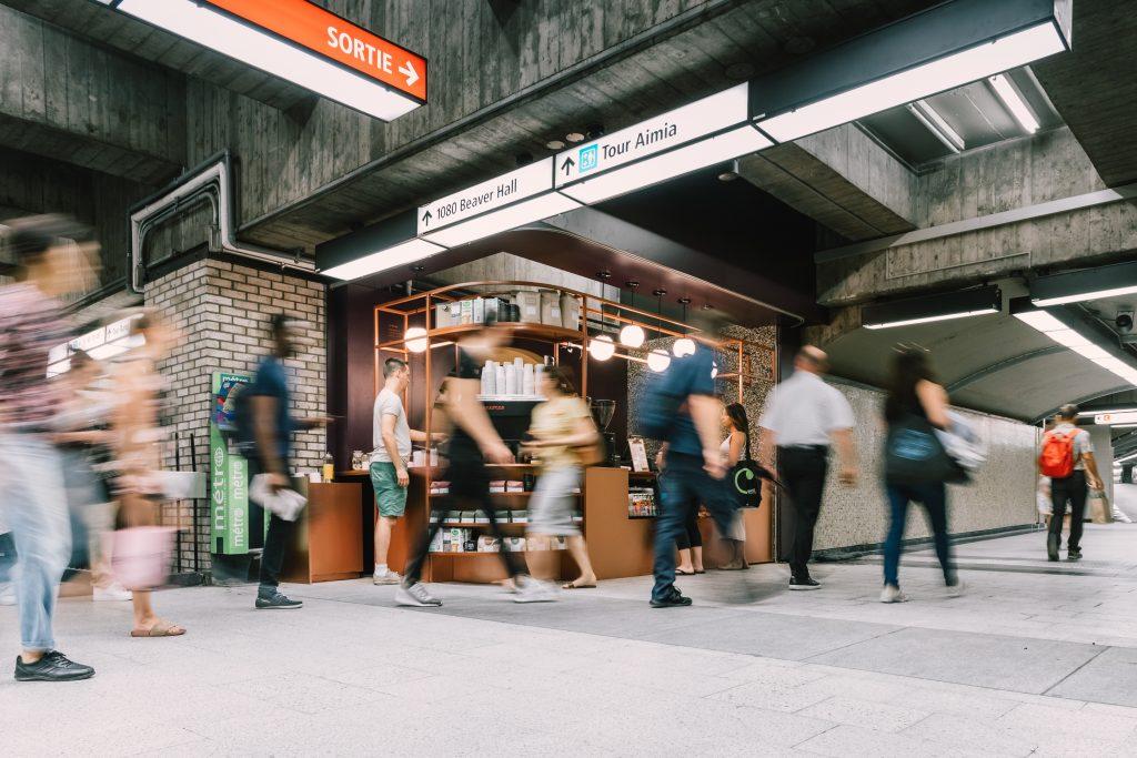 Café Saint-Henri Square Victoria