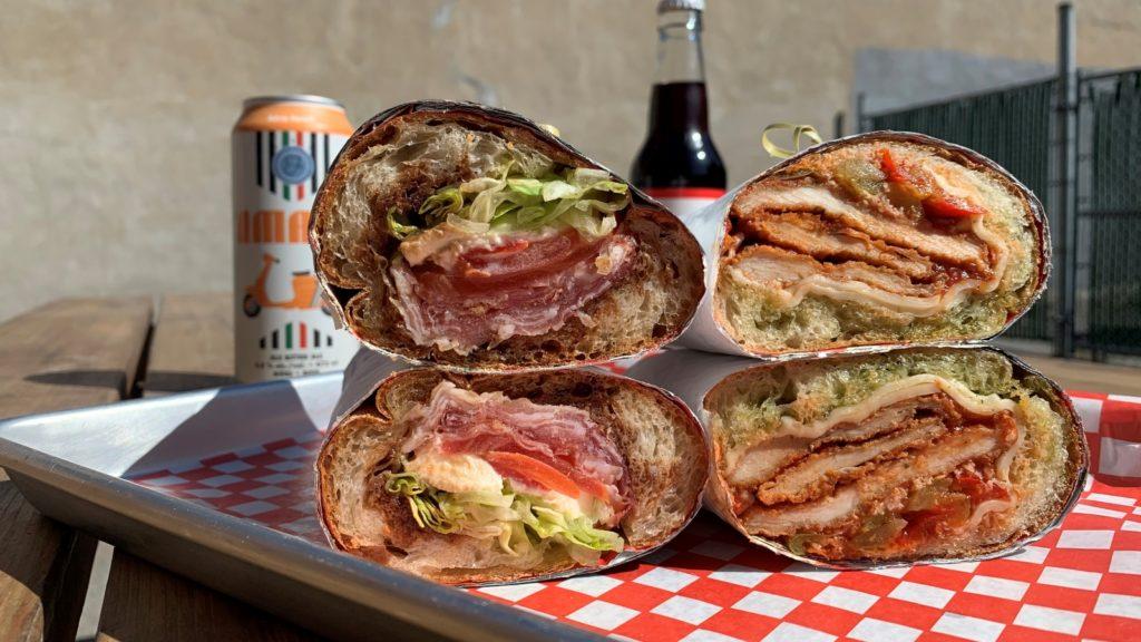 Sandwich Bossa