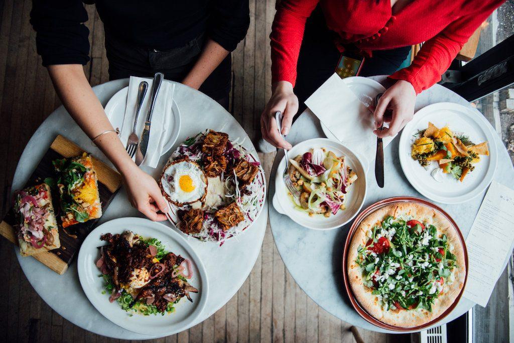 restaurants McGill
