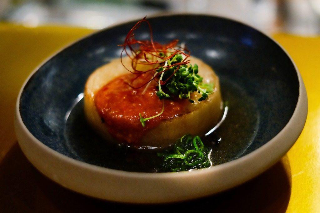Umami ramen vegan Petite-Italie Little Italy Montréal