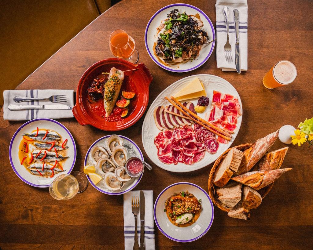 Sardines quebec restaurant