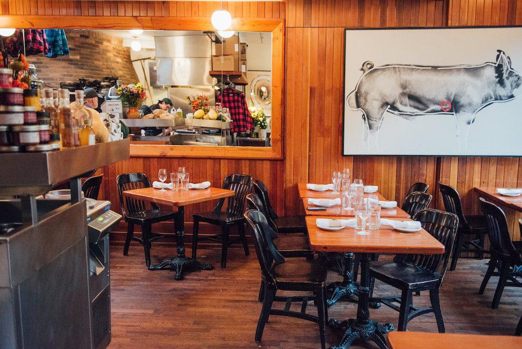 Au Pied de Cochon Duluth Montreal