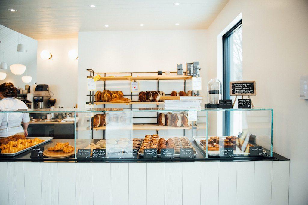 Cafe Boulangerie merci la vie piedmont