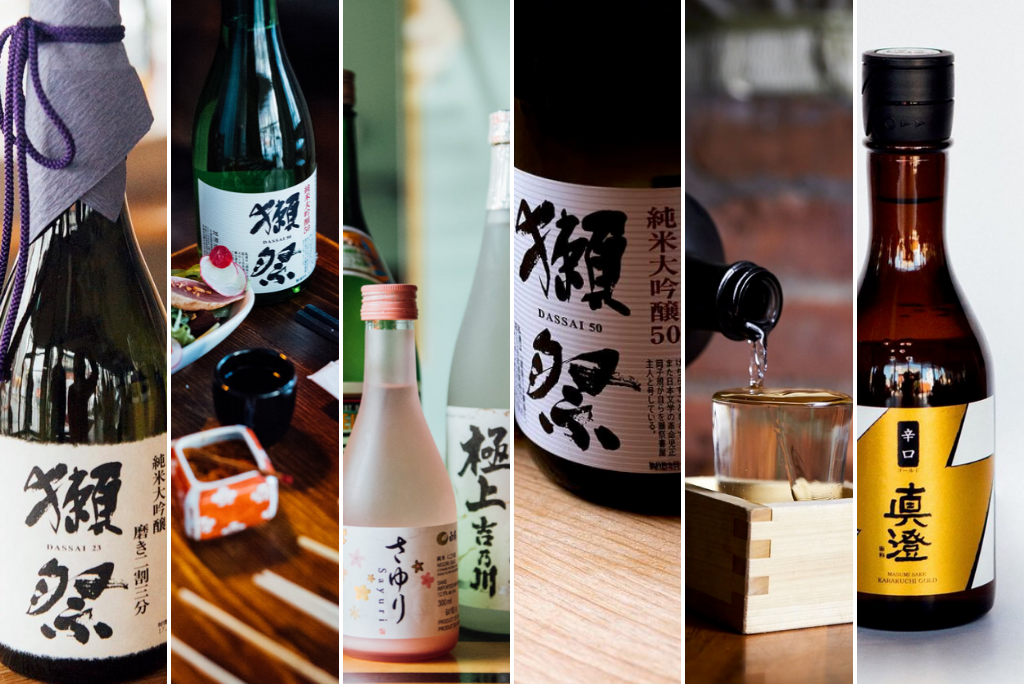 circuits gourmands saké tastet mel 2020