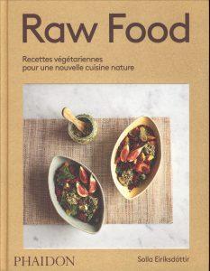 Raw food livre Phaidon