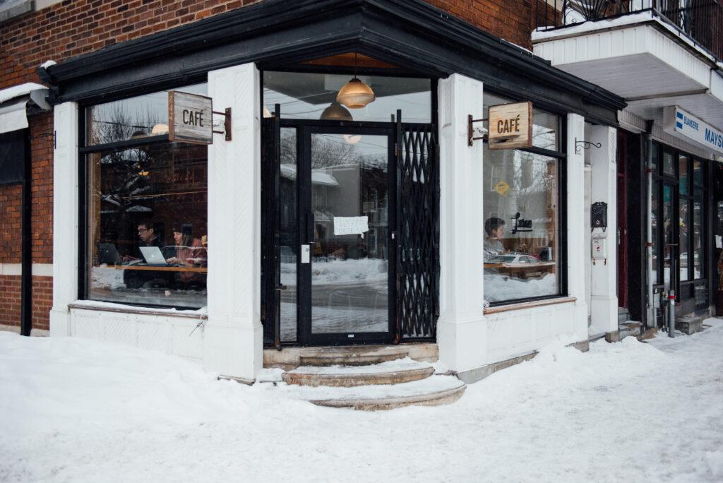 Café Larue & Fils Villeray