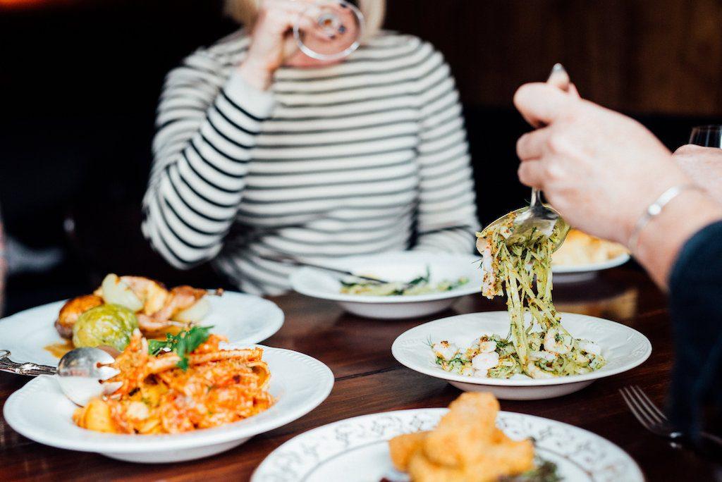 Les meilleures restaurants italiens de Montréal