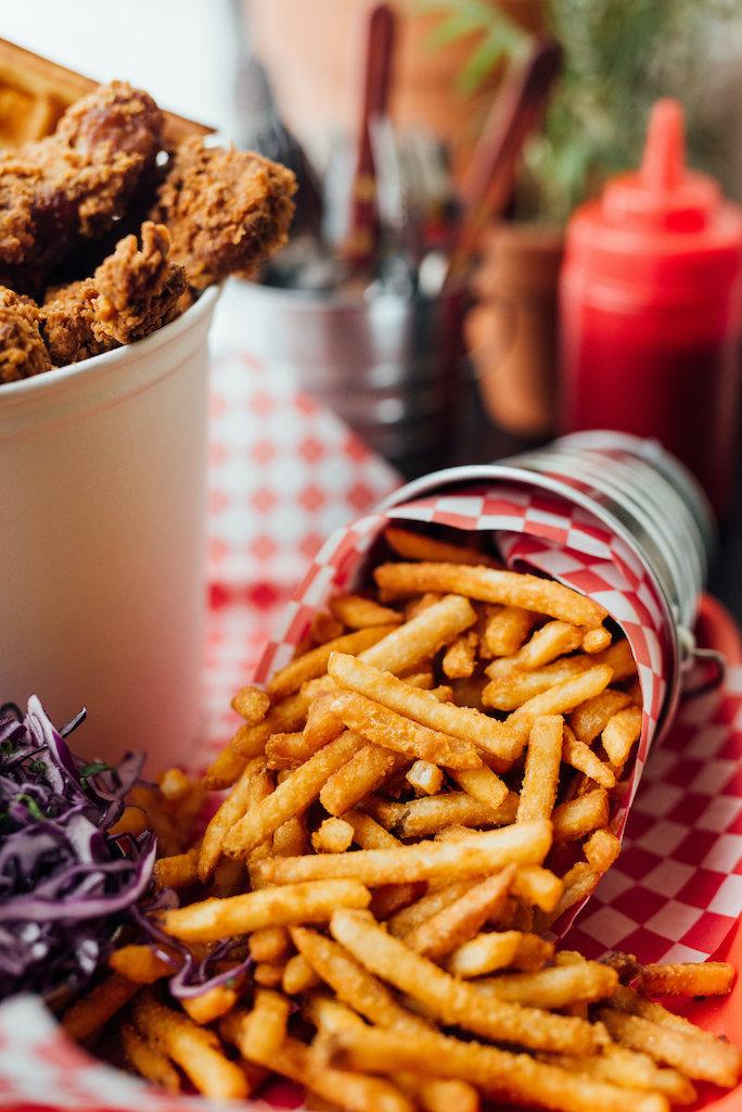 roch le coq van horne poulet frit