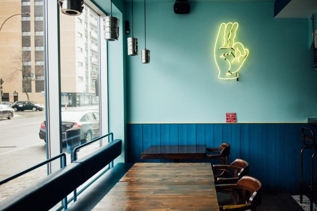 Le Super Qualité restaurant indien Montréal