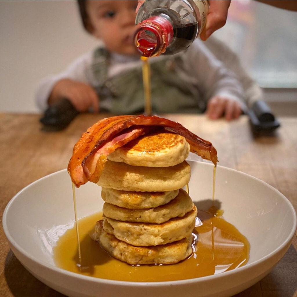 Recette-de-pancakes-du-Bremner-de-Danny-Smiles