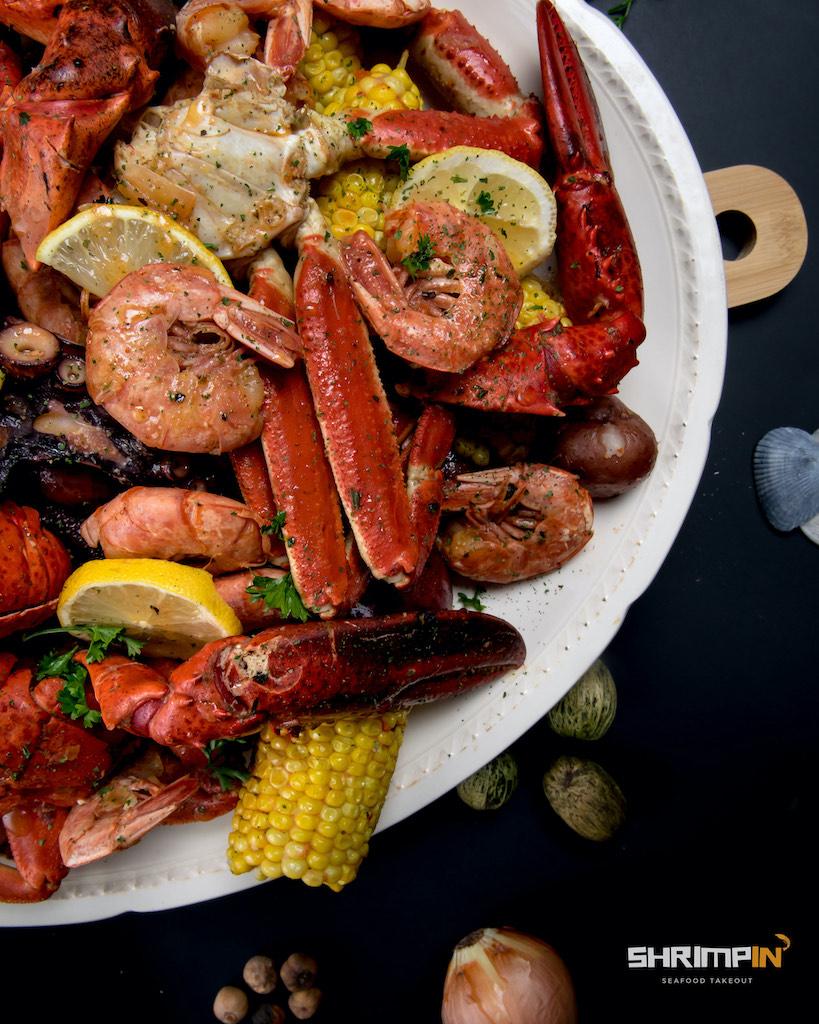 shrimpin tastet
