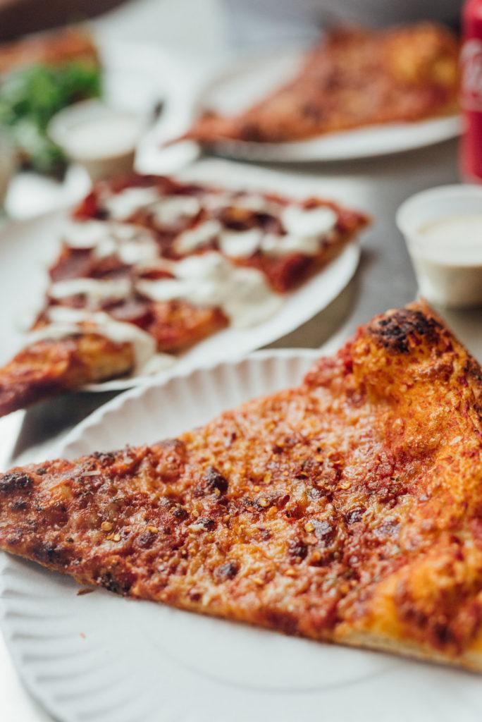 Pizza Toni Mile End