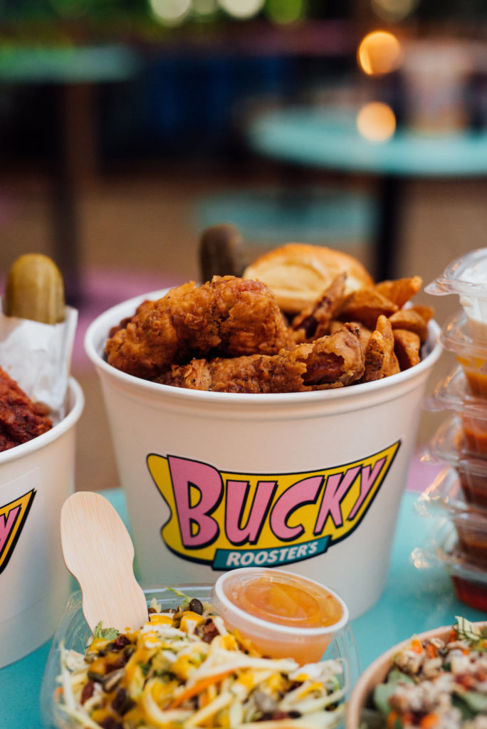 Bucky roosters