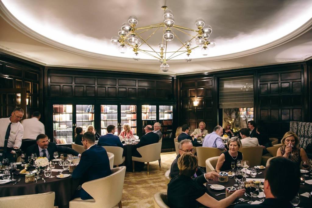 Restaurant Le Champlain