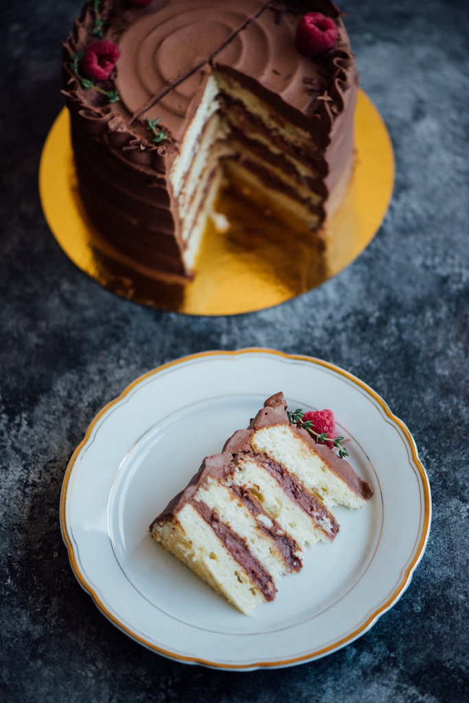 sachère dessert
