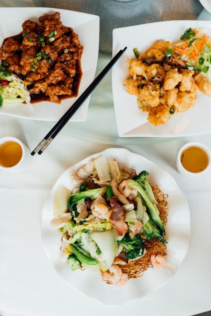Dynastie : un voyage gastronomique vers Hong Kong