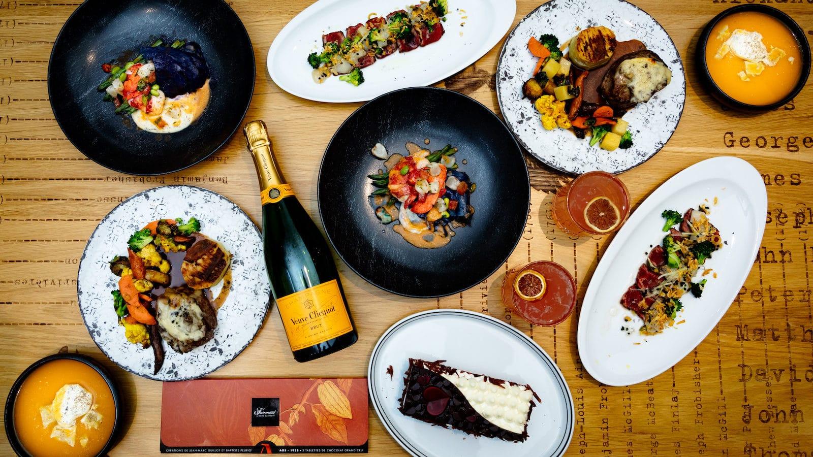 Montréal en Lumière 22e édition gastronomie