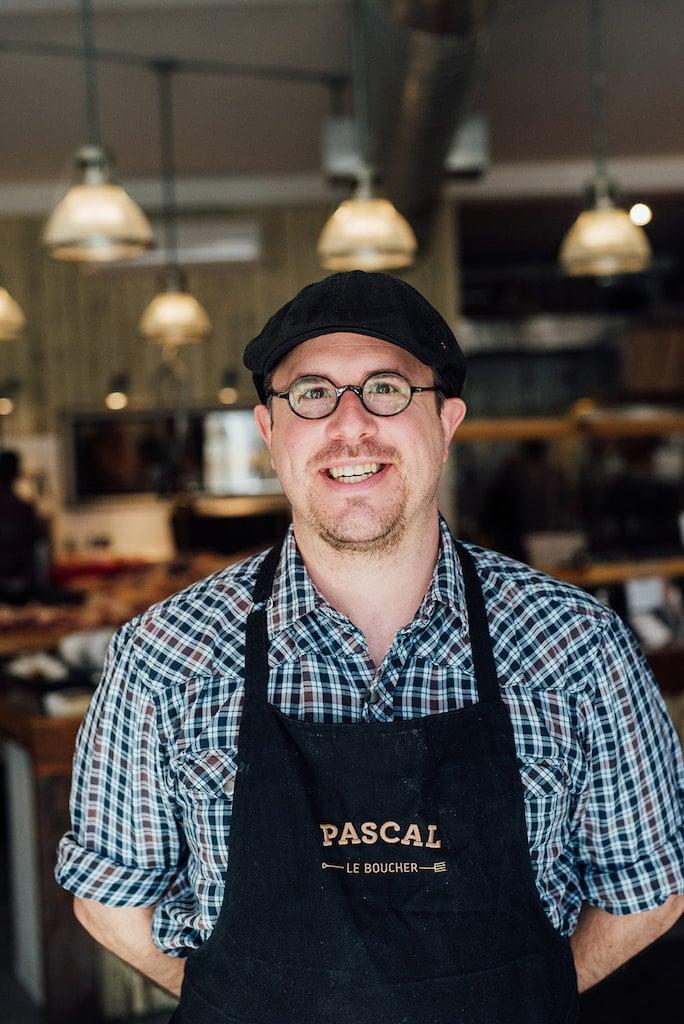 Pascal le boucher Villeray