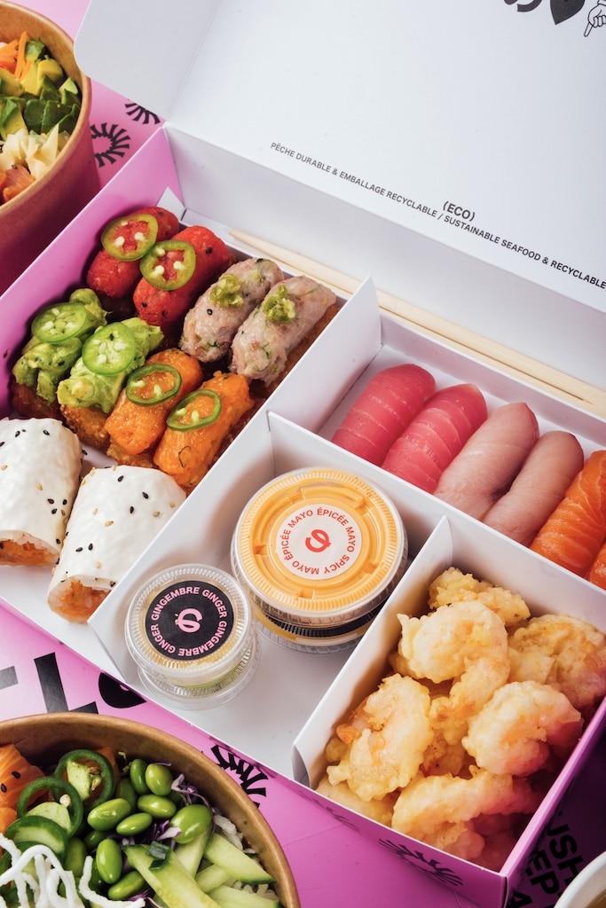 sushi dept
