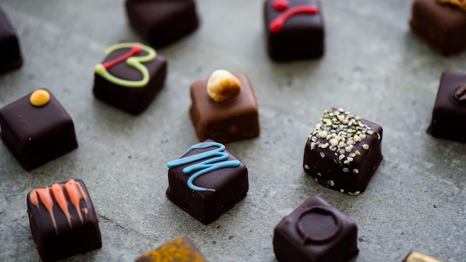 Chocolateries hors Montréal