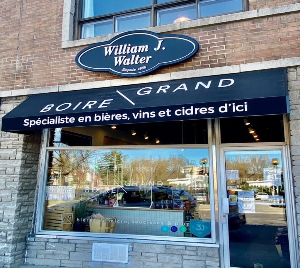 Boire Grand/William J. Walter