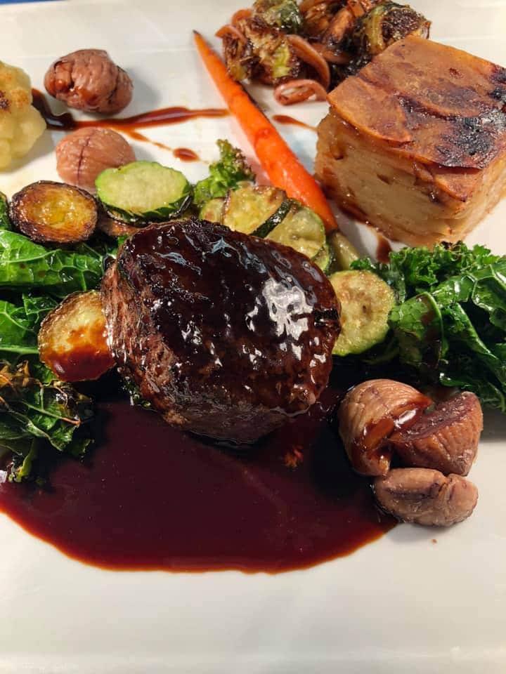 Restaurant Le Balmoral